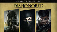 Dishonored: Complete Collection Steam Key (PC) - REGION FREE/WORLDWIDE