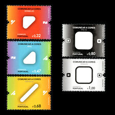 Portugal 2012 - Communicate the Colors - Sc 3388/92 MNH