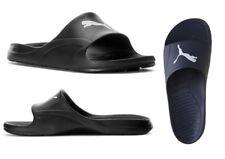 NEW Puma Men's Divecat Logo Fashion Beach Shoes Slip On Slide Sandals Slippers