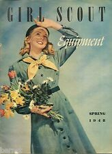 VINTAGE 1948 GIRL SCOUT EQUIPMENT CATALOG - 47 PAGES - FREE SHIPPING