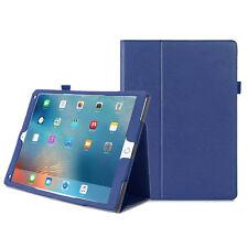 """CUSTODIA COVER Integrale SMART Stand SUPPORTO per Apple iPad PRO 9.7"""" BLU"""