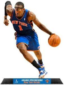 "Amar'e Stoudemire New York Knicks NBA StandZ Action Photo Desktop 10"" Display"