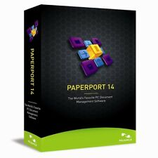 Nuance PaperPort Professional 14.5 - Digital Download Software Key