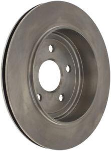 Disc Brake Rotor-C-TEK Standard Rear Centric 121.58007