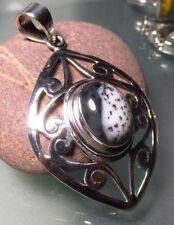 Handmade Agate Not Enhanced Fine Necklaces & Pendants