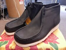 NOS VTG Red Wing Irish Setter Boots Wallabee style Vibram Sole Chukka Shoes 9 3E