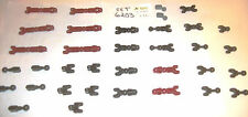6203 Dark Red Black Bionicle Ball Socket 4 LEGO SET 4597 4527 4529 6231 6230 lot