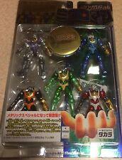 NEW Microman MICROMAN Magne Powers Metallic Special 1999 TAKARA JAPAN