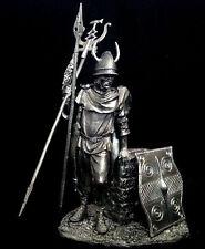 Stagno personaggio celtici guerriero 65mm