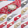 Christmas Table Runner Dining Table Cover Mats Doilies Xmas Party Decor 28x270cm
