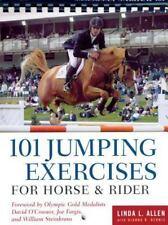 101 Jumping Exercises for Horse & Rider, Linda Allen, Dianna Robin Dennis, Good
