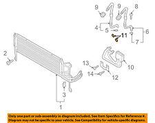 VW VOLKSWAGEN OEM Transmission Oil Cooler-Hose & Tube Assembly O-Ring N90666003