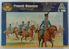 Vintage Italeri 1/72 French Hussars - Napoleonic Wars 1815 - 6008