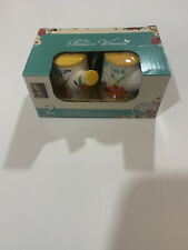 The Pioneer Woman Ceramic Salt & Pepper Shakers Spring Bouquet