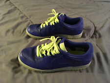 """NIKE DUNK LOW CL """"SPRITE"""" Men's Size 12 Shoes Blue 318020-441 NICE! FAST!"""