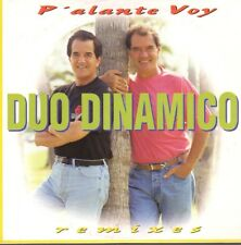 DUO DINAMICO P'LANTE VOY REMIXES CD Single 1997
