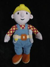 BOB BUILDER vhs dvd tv show Plush Stuffed Animal Doll