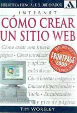 How to create a website, tim worsley
