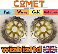 Recambios Comet color principal oro para motos Ducati