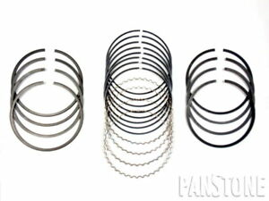 Premium Piston Rings for 95-99 2.0L Mitsubishi Eclipse, Eagle Talon 4G63T Std