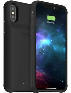 Mophie Juice Air Pack Wireless Charging Battery Pack Case For Apple iphone X/Xs