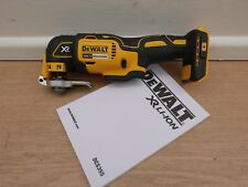 BRAND NEW DEWALT DCS355 XR 18V OSCILLATING MULTI TOOL BARE UNIT
