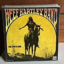 KEEF HARTLEY BAND The Time Is Near LP 1970 Deram ORIG US PRESS in gatefold EX
