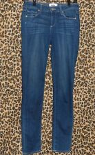 Paige blue jeans Skyline Skinny dark size 26
