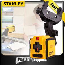 Stanley Laser Level 10m Crossline CUBIX STHT1-77340