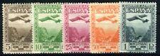 SPANIEN 1931 612-616 ** POSTFRISCH TADELLOS SATZ 100€(I2487
