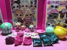L.O.L. Surprise Dolls  ~ SET ~ PINK BABY, LIL PINK BABY & PURRR BABY ~ SEALED!