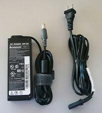 Genuine Lenovo POWER SUPPLY CHARGER BOX CORD Thinkpad T60p T500 T510 SL400 W500+