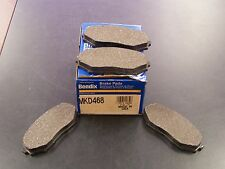 BENDIX BRAKE PADS fits GEO STORM IMPULSE ISUZU IMPULSE NIB