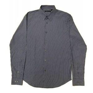 THEORY Striped Shirt Size Medium
