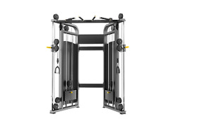 Narrow Cable Crossover Multi Functional Trainer Machine - 100kg Stack Per Side