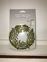 Yankee Candle Golden Maple Leaves New England Illuma-lid *BRAND NEW*