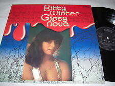 (2108)  Kitty Winter Gipsy Nova ‎# Feel It # 1978 # Signiert