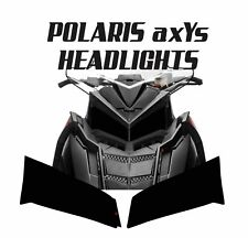 POLARIS HEADLIGHT decal SWITCHBACK RUSH 800 600 PRO S X AXYS 120 137 144 155 163