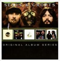 SEALS & CROFTS - ORIGINAL ALBUM SERIES: SEALS & CROFTS NEW CD