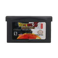 Dragon Ball Z Buu's Fury GBA Game Boy Advance Cartridge USA English