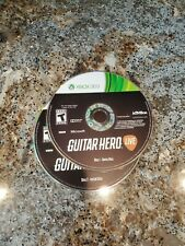 Guitar Hero Live - Microsoft Xbox 360 - B+ CONDITION - DISC ONLY