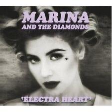 MARINA & THE DIAMONDS - ELECTRA HEART  CD +++++++++++16 TRACKS++++++++NEU