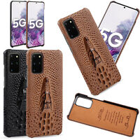 Leather Phone Case Shell for Samsung Galaxy S20/ S20 Plus/ S20 Ultra Accessories