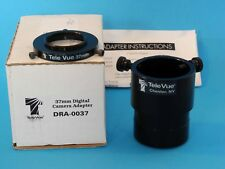 TELE VUE 37mm Digital Camera Radian Adapter DRA-0037
