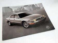 2004 Buick Park Avenue Brochure