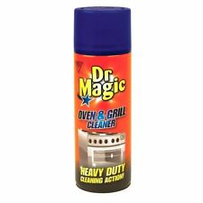 Dr Magic Oven And Grill Cleaner BBQ Heavy Duty Action Cleaning Spray 390ml