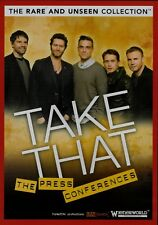 Take That - Rare and Unseen (DVD, 2010) NEW ITEM
