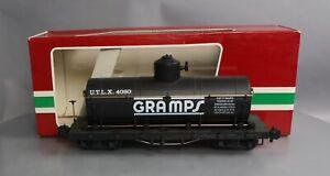LGB 4080 Y02 G Scale GRAMPS Tank Car EX/Box