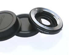 Minolta MD Lens to Canon EOS Camera Glass Adapter Rebel T6i T6 T5i T5 T4i T4 T3i