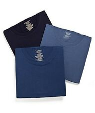 POLO RALPH LAUREN Classic  Fit Cotton NAVY  Pack of Three Size S, MSRP $39.5